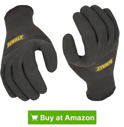 Dewalt DPG737L Thermal Coated Gloves