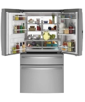 GE Profile PVD28BYNFS French door Refrigerator