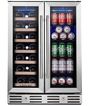 """Kalamera 24"""" Beverage Refrigerator"""