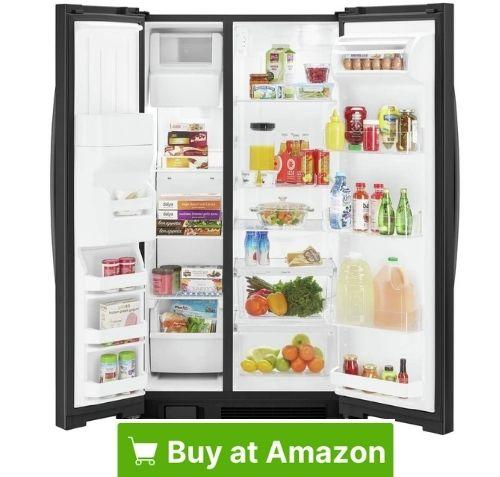 Kenmore 50049 25 cu. ft. Side-by-Side Refrigerator