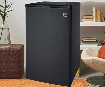 RCA RFR320-B-Black Mini Refrigerator