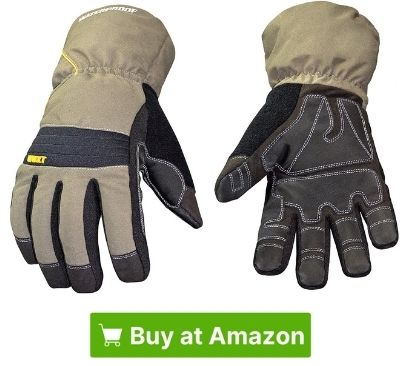 Youngstown Glove for working in Freezer