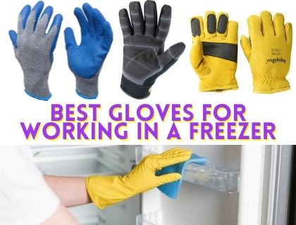 Best Gloves For Working in a Freezer