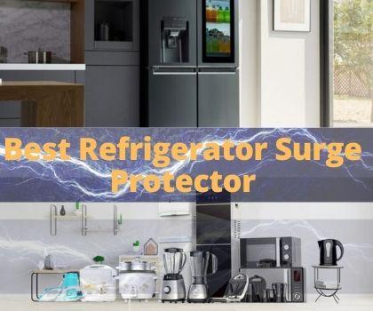 Best Refrigerator Surge Protector