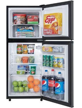 Danby DCR047A1BBSL 4.7 Cu.Ft. Compact Refrigerator