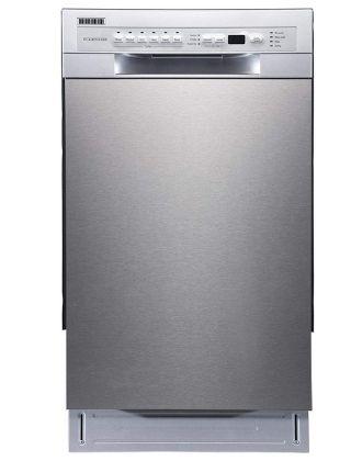 EdgeStar 18 Inch Energy Star Rated Dishwasher