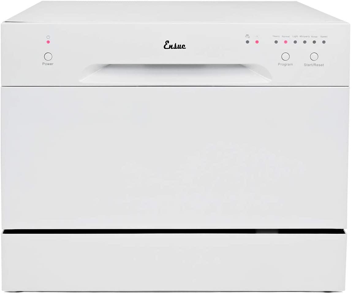 Ensue Countertop Dishwasher Portable Compact Dishwashing