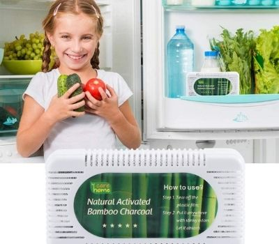 Odor Absorber for refrigerator