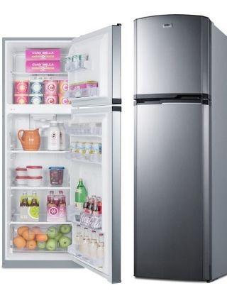 Summit FF948SS 8.8 cu.ft. Frost-Free Refrigerator