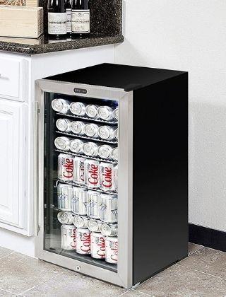 Whynter BR-130SB beverage Refrigerator: