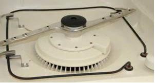 Dishwasher heating element