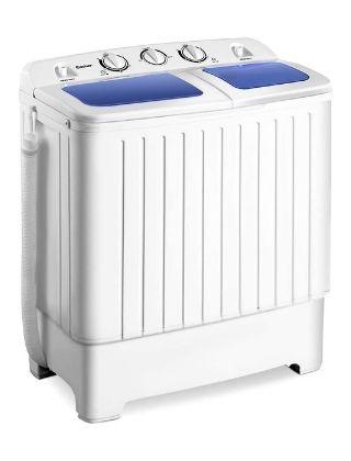 Giantex Portable Compact Washing Machine