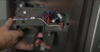 adding water dispenser line in refrigerator