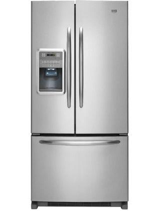 Maytag MFI2269VEM Ice2O 22.0 Cu. Ft. Stainless Steel Refrigerator