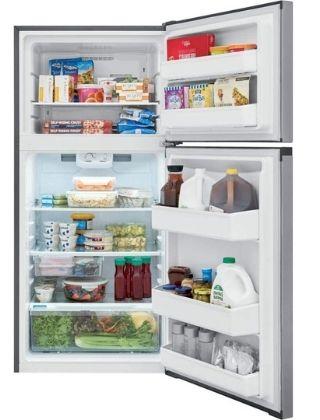 Frigidaire FFHT1425VV 28 Inch Freezer Refrigerator