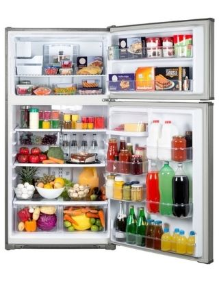 Kenmore Top-Freezer Refrigerator with Ice Maker